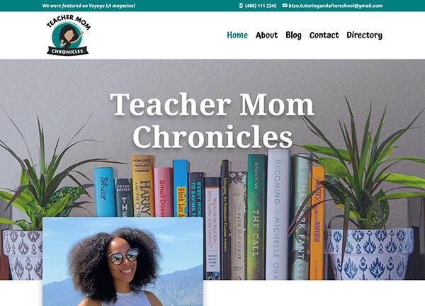 Teacher Mom Chronicles